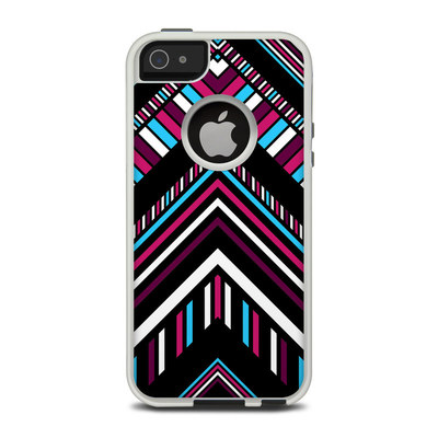 OtterBox Commuter iPhone 5 Case Skin - Push