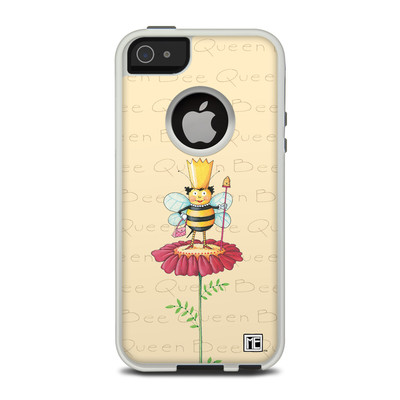 OtterBox Commuter iPhone 5 Case Skin - Queen Bee