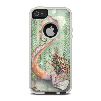 OtterBox Commuter iPhone 5 Case Skin - Quiet Time