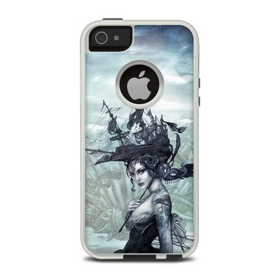OtterBox Commuter iPhone 5 Case Skin - Raventide