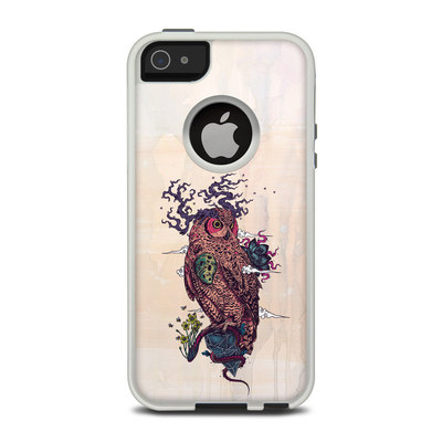 OtterBox Commuter iPhone 5 Case Skin - Regrowth