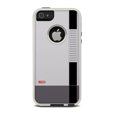 OtterBox Commuter iPhone 5 Case Skin - Retro Horizontal