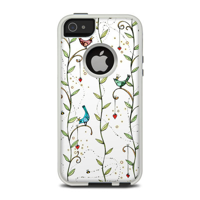 OtterBox Commuter iPhone 5 Case Skin - Royal Birds