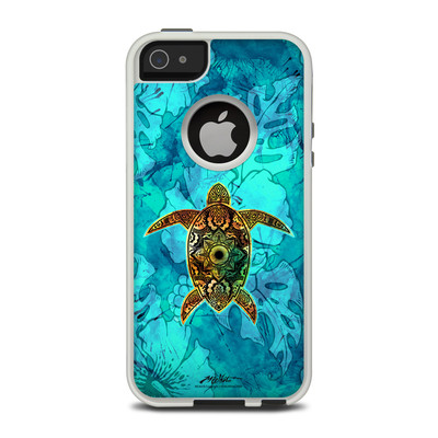 OtterBox Commuter iPhone 5 Case Skin - Sacred Honu