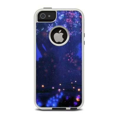 OtterBox Commuter iPhone 5 Case Skin - Satori Night