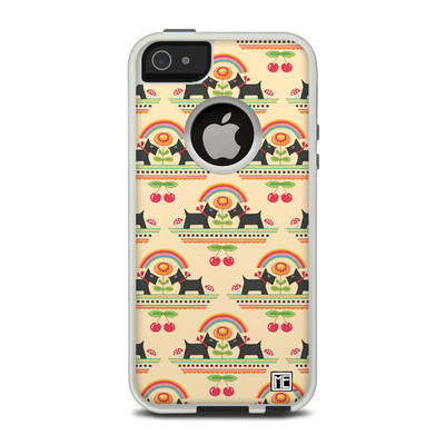 OtterBox Commuter iPhone 5 Case Skin - Scotties