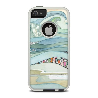 OtterBox Commuter iPhone 5 Case Skin - Sea of Love