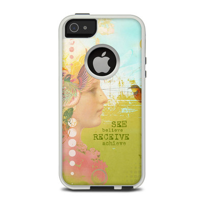 OtterBox Commuter iPhone 5 Case Skin - See Believe