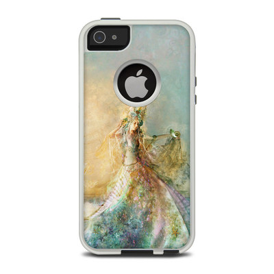 OtterBox Commuter iPhone 5 Case Skin - The Shell Maiden