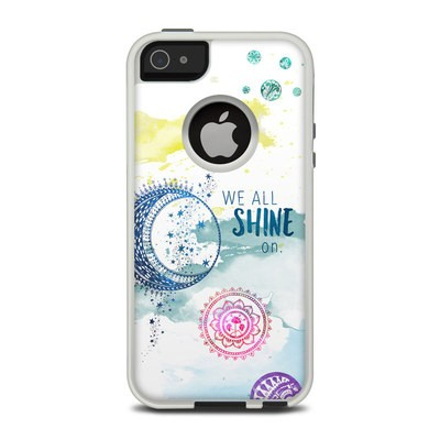 OtterBox Commuter iPhone 5 Case Skin - Shine On