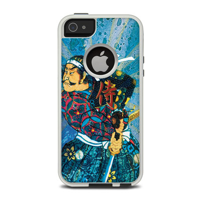 OtterBox Commuter iPhone 5 Case Skin - Samurai Honor