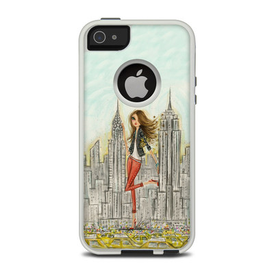 OtterBox Commuter iPhone 5 Case Skin - The Sights New York