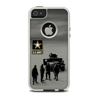 OtterBox Commuter iPhone 5 Case Skin - Soldiers All