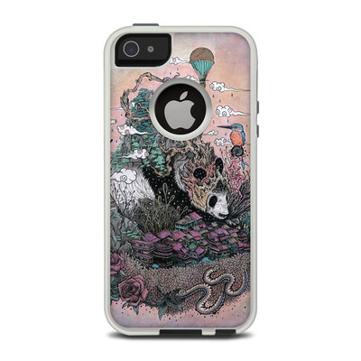OtterBox Commuter iPhone 5 Case Skin - Sleeping Giant