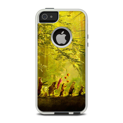 OtterBox Commuter iPhone 5 Case Skin - Secret Parade