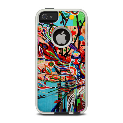OtterBox Commuter iPhone 5 Case Skin - Spring Birds