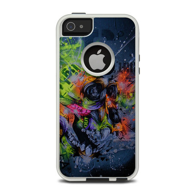 OtterBox Commuter iPhone 5 Case Skin - Speak