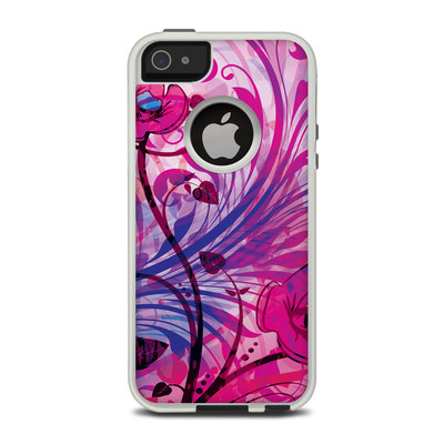 OtterBox Commuter iPhone 5 Case Skin - Spring Breeze