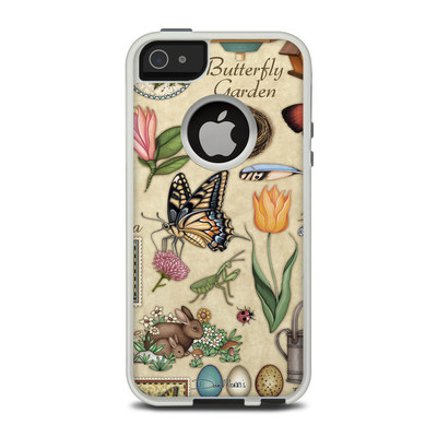 OtterBox Commuter iPhone 5 Case Skin - Spring All