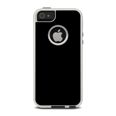 OtterBox Commuter iPhone 5 Case Skin - Solid State Black