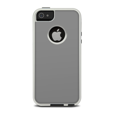 OtterBox Commuter iPhone 5 Case Skin - Solid State Grey