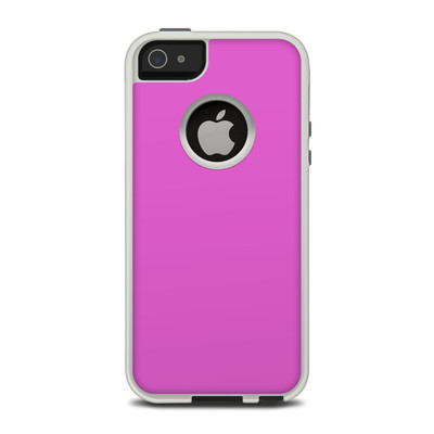 OtterBox Commuter iPhone 5 Case Skin - Solid State Vibrant Pink