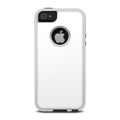 OtterBox Commuter iPhone 5 Case Skin - Solid State White