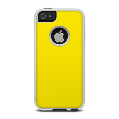 OtterBox Commuter iPhone 5 Case Skin - Solid State Yellow