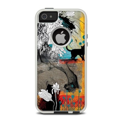 OtterBox Commuter iPhone 5 Case Skin - Stay Awhile