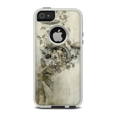 OtterBox Commuter iPhone 5 Case Skin - Steamtime