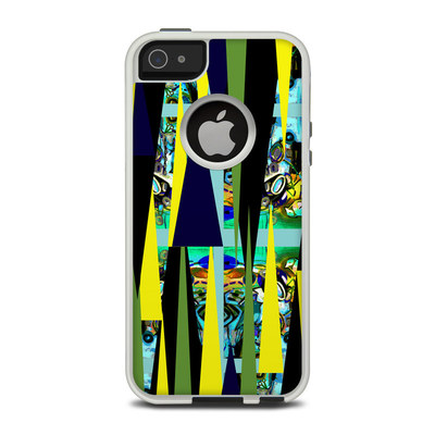 OtterBox Commuter iPhone 5 Case Skin - Sun Beam
