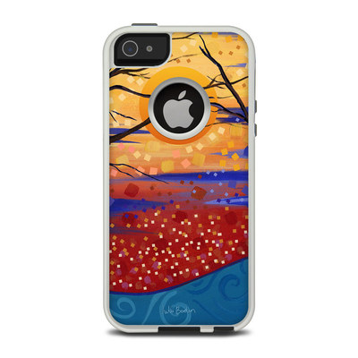 OtterBox Commuter iPhone 5 Case Skin - Sunset Moon