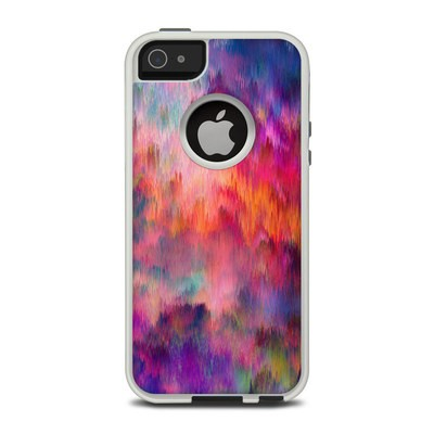 OtterBox Commuter iPhone 5 Case Skin - Sunset Storm