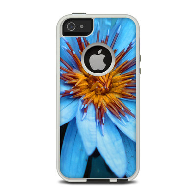 OtterBox Commuter iPhone 5 Case Skin - Sweet Blue