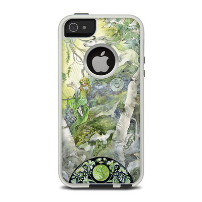 OtterBox Commuter iPhone 5 Case Skin - Taurus