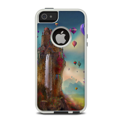 OtterBox Commuter iPhone 5 Case Skin - The Festival