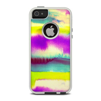 OtterBox Commuter iPhone 5 Case Skin - Tidal Dream