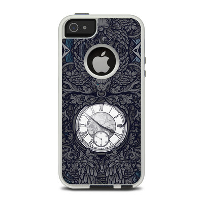 OtterBox Commuter iPhone 5 Case Skin - Time Travel