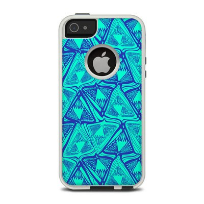 OtterBox Commuter iPhone 5 Case Skin - Tribal Beat