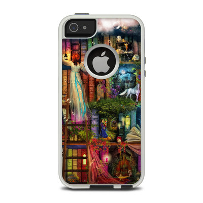 OtterBox Commuter iPhone 5 Case Skin - Treasure Hunt