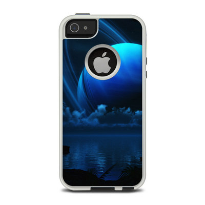 OtterBox Commuter iPhone 5 Case Skin - Tropical Moon