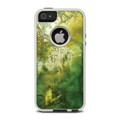 OtterBox Commuter iPhone 5 Case Skin - Unicorn