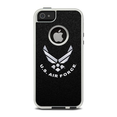 OtterBox Commuter iPhone 5 Case Skin - USAF Black