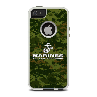 OtterBox Commuter iPhone 5 Case Skin - USMC Camo
