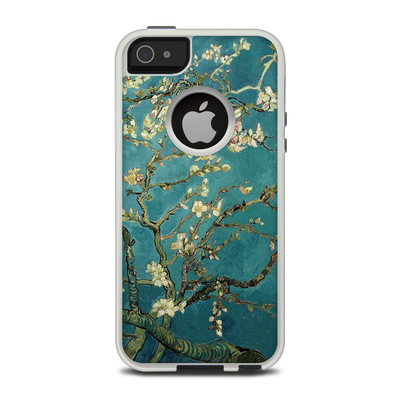 OtterBox Commuter iPhone 5 Case Skin - Blossoming Almond Tree
