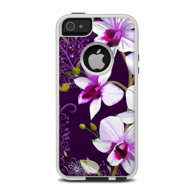 OtterBox Commuter iPhone 5 Case Skin - Violet Worlds