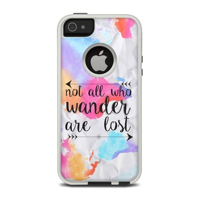 OtterBox Commuter iPhone 5 Case Skin - Wander