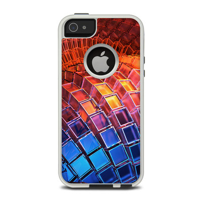 OtterBox Commuter iPhone 5 Case Skin - Waveform