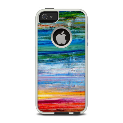 OtterBox Commuter iPhone 5 Case Skin - Waterfall