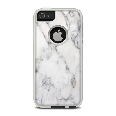 OtterBox Commuter iPhone 5 Case Skin - White Marble